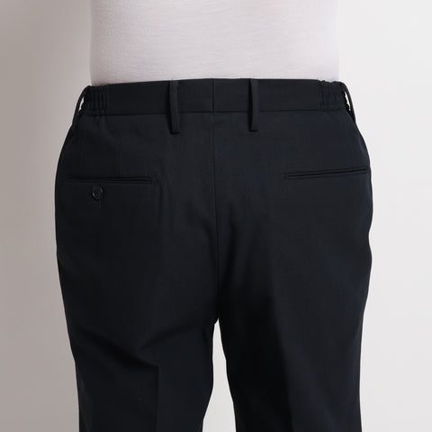 【再入荷】High Twist Cotton Gabardine Easy Trousers