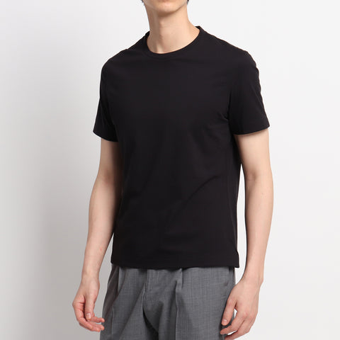 【GIRELLI BRUNI】Collaboration Shirting Crew Neck T-shirts