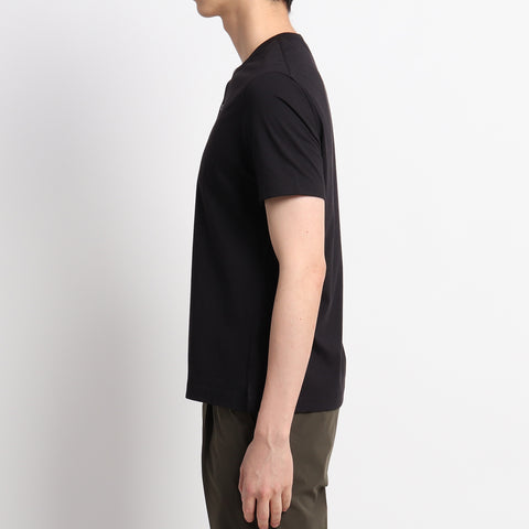【GIRELLI BRUNI】Collaboration Shirting Henley neck T-shirts