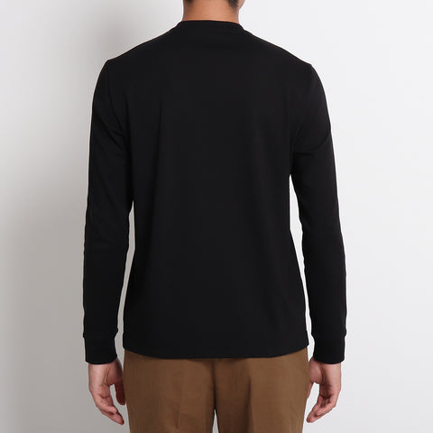 【SUVIN PLATINUM】Tailored Long Sleeve T-shirts