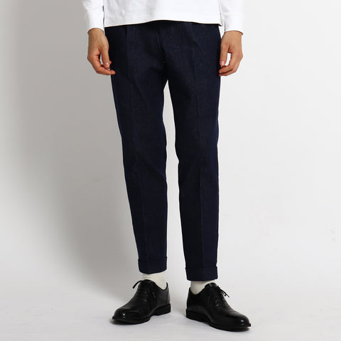 Reactive Denim Easy Trousers