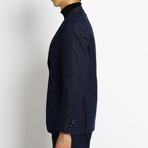 Reactive Denim Tailored Jacket