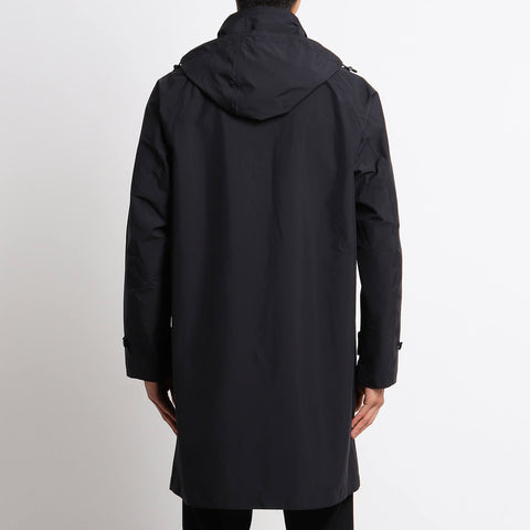3Layer Bal Collar Coat