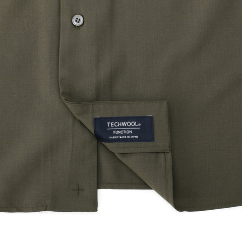 【TECHWOOL】Tailored Light Coverall