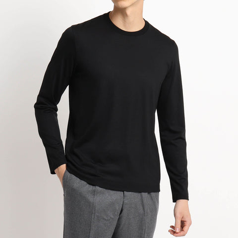 【新色】【REDA ACTIVE】 Tailored Long Sleeve T-shirts