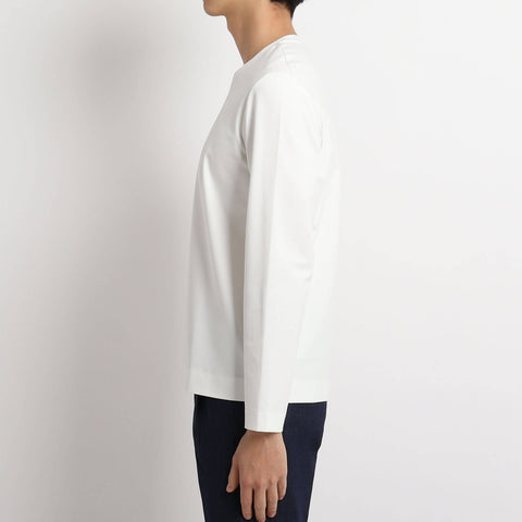 【THE LIMITED EDITION】Cottone Tailored Long Sleeve T-shirts