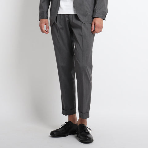 【TECHWOOL】Solaro Side Adjuster Trousers ※5月中旬頃入荷分
