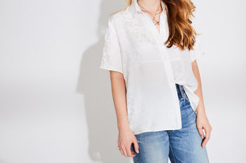 Button Down Bowling Shirt (Amelia)