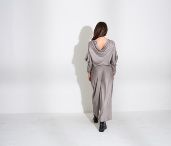 Cowl Top and Pant Set (Mary)