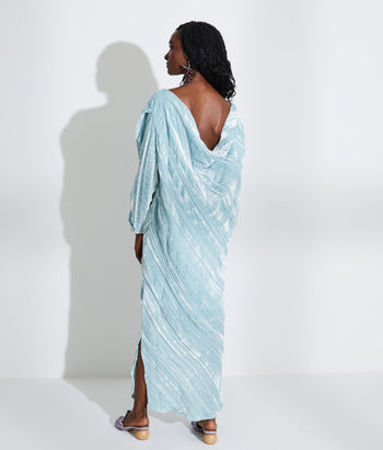 Draped Gown (Amina)