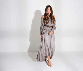 Off-Shoulder Gown (Mary)