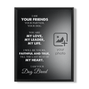 TEMPLATE YOU'RE MY DOG - FRAMED CANVAS - NG0403201