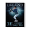 CUSTOM BASEBALL PLAYER LEGEND - CANVAS - TD1403204