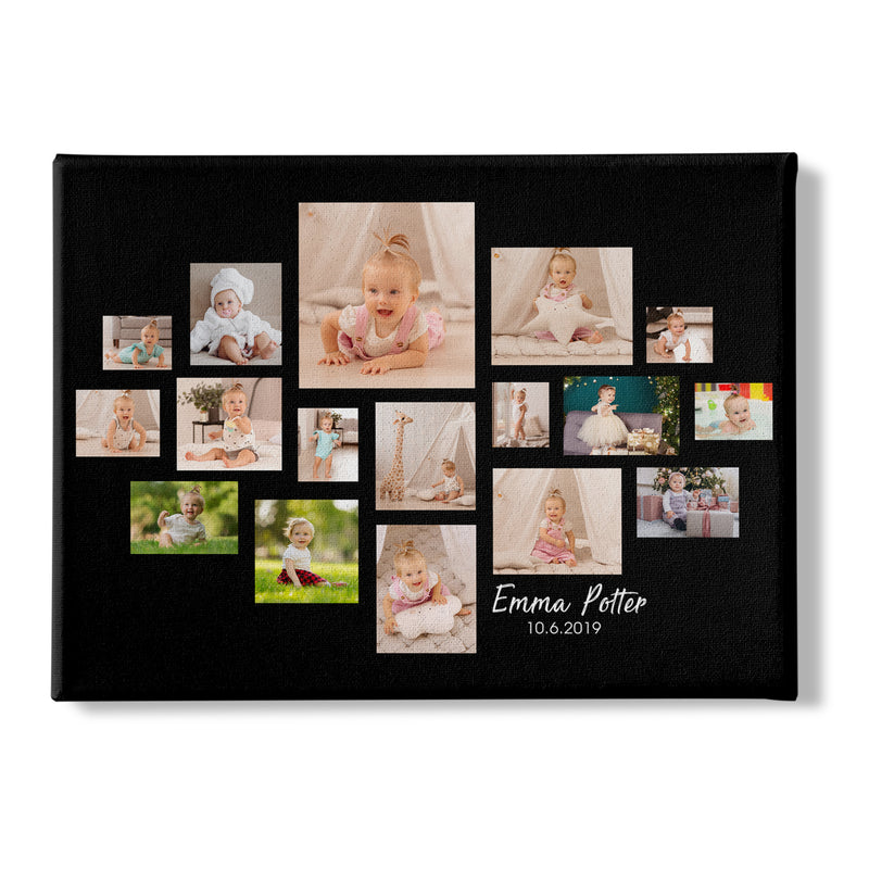 FOR YOUR BABY - CANVAS - TD2302202