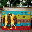 BE THE GIRL - CANVAS - MP17102003HR