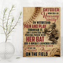 CATCHER - CANVAS - MI1103203