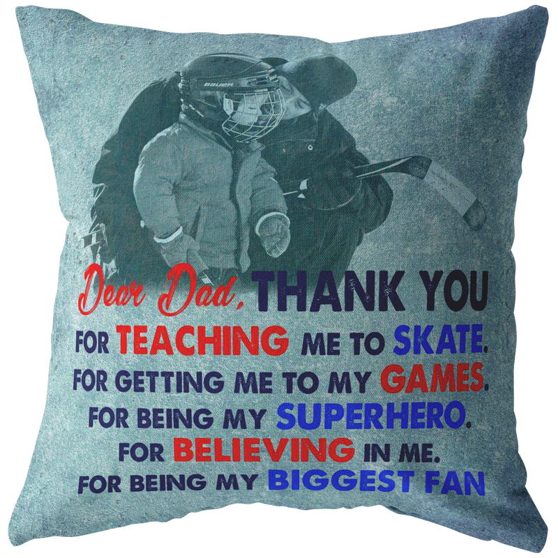 DEAR DAD THANK YOU - PILLOW - TD2502203
