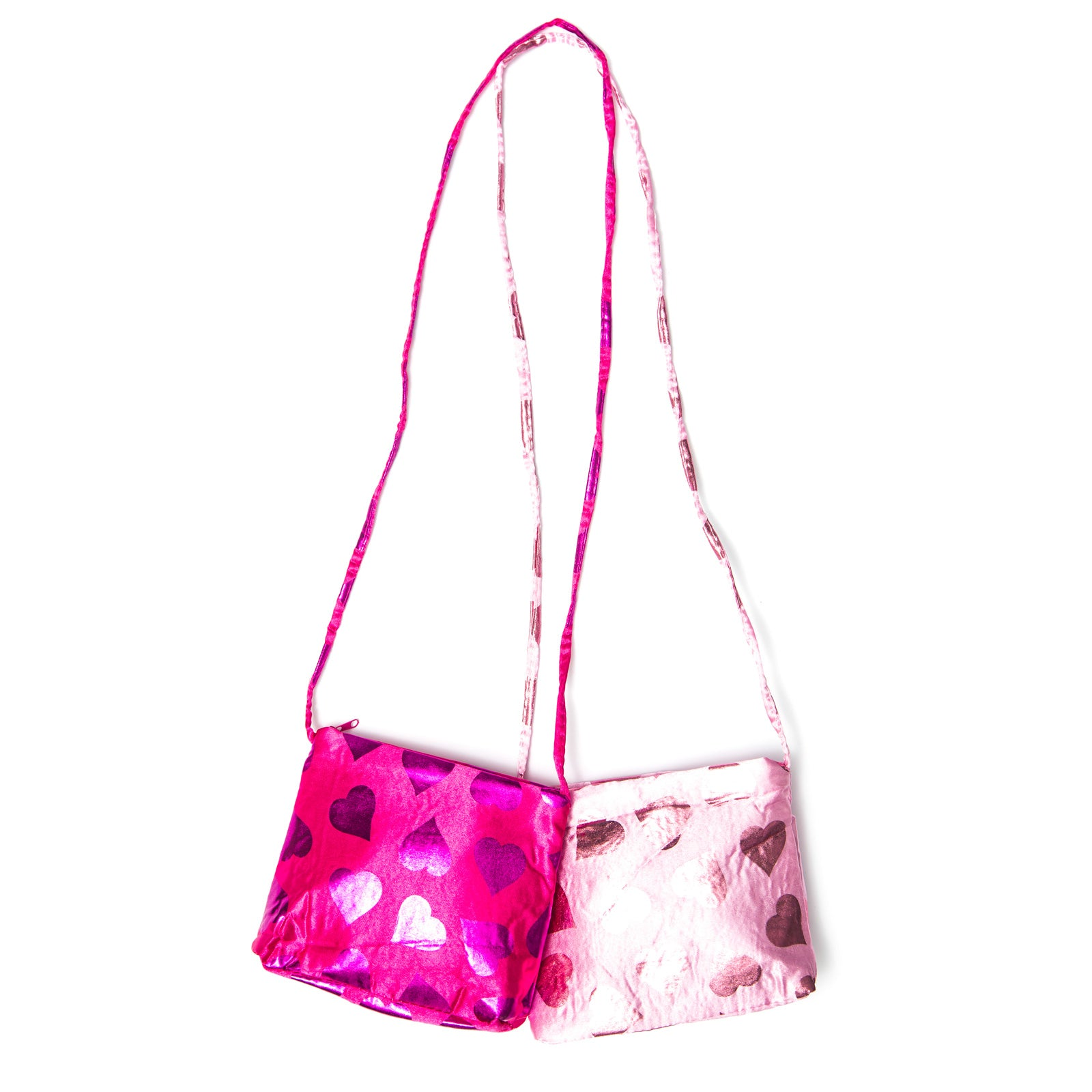 Hearts bag long strap
