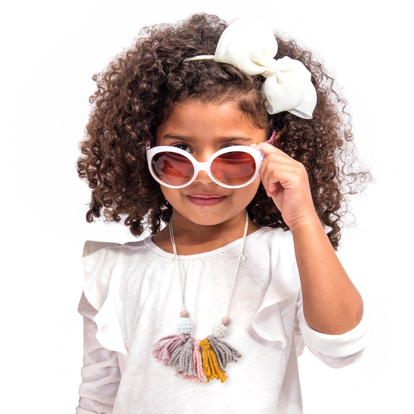 Kids Round 'O' Gloss sunglasses