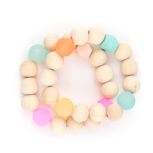 Shapes bracelet set
