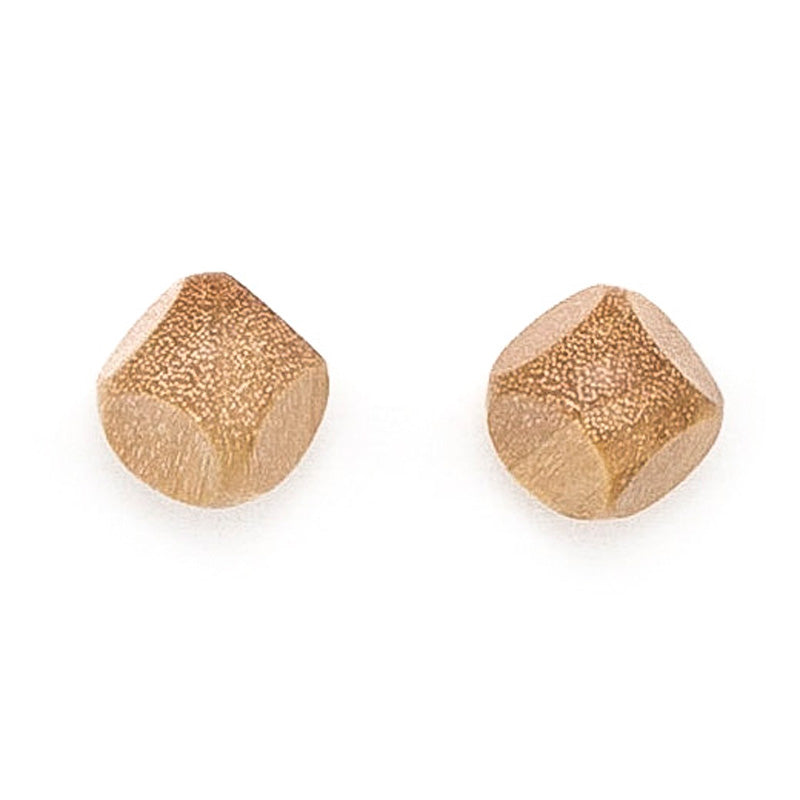 Faceted Ball stud