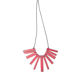 Pick Up Sticks necklace