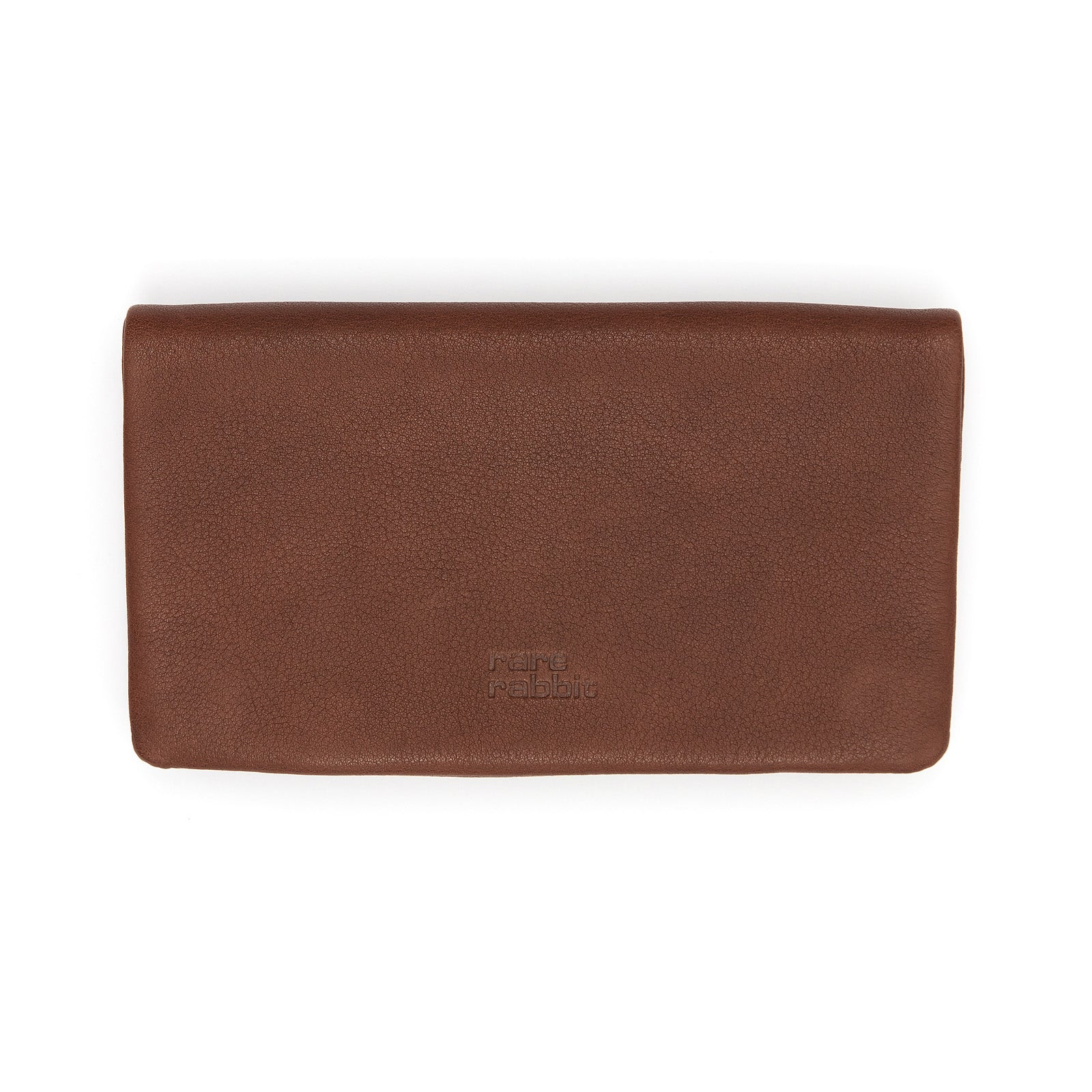 Voyager leather large wallet