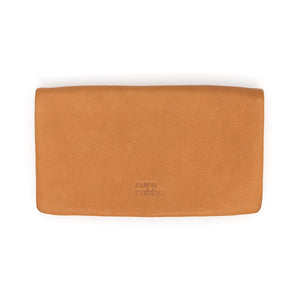 Voyager II leather large wallet
