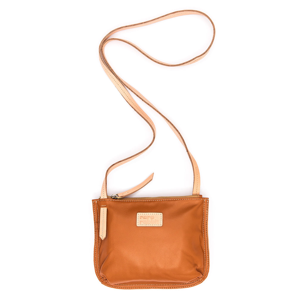 Wanderer leather bag