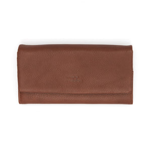 Roamer leather wallet