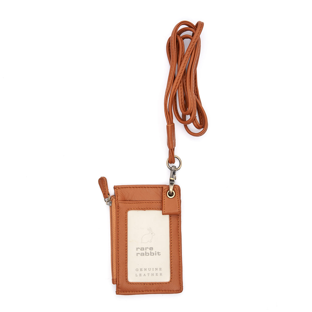 Lanyard ID purse