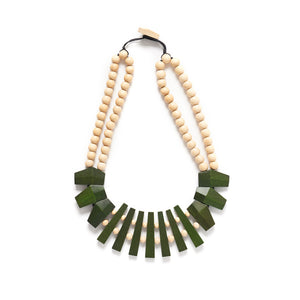 Picket Fence necklace