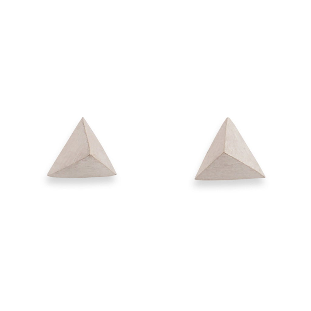 Triangular prism stud