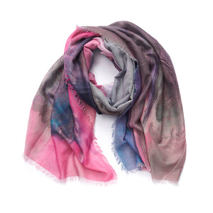 Abstract small scarf