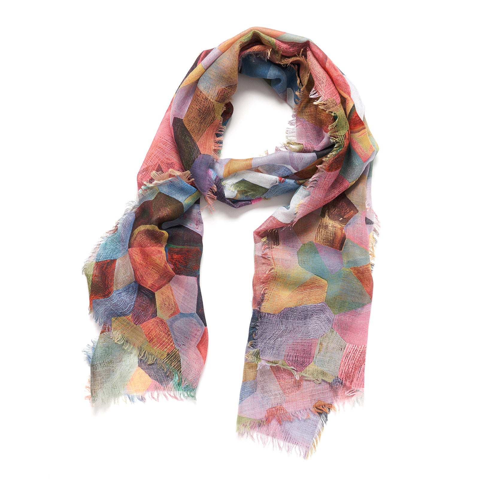 Pixelate Small scarf