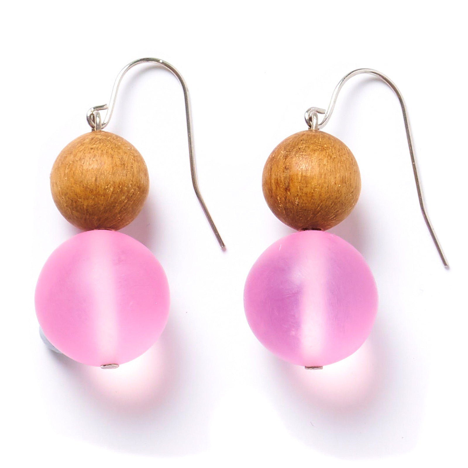 Aurora drop earring