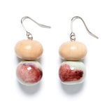 Mentos ceramic drop earring