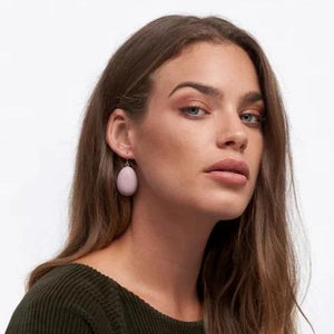 Luna drop earring