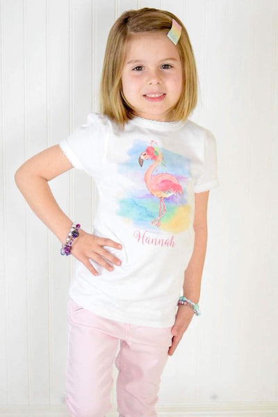 Girls Wild Kingdom Short Sleeve Tees