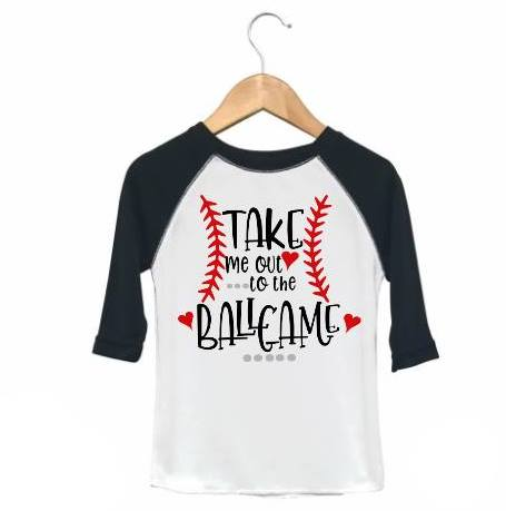 Sports Youth Raglan
