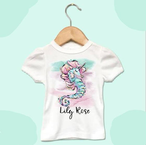 Sea Life Girly Tee