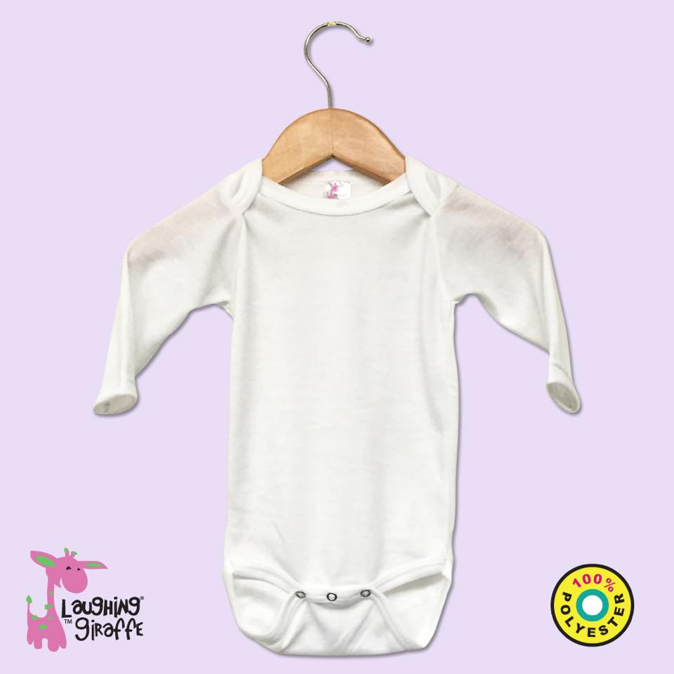 Team Spirit Infant White Onesie