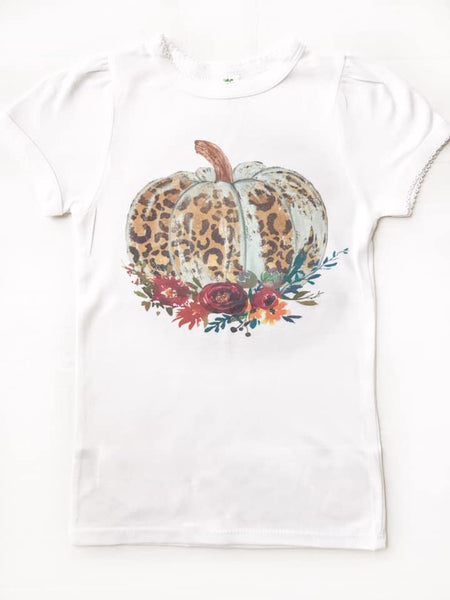 Pumpkins Girly Tee