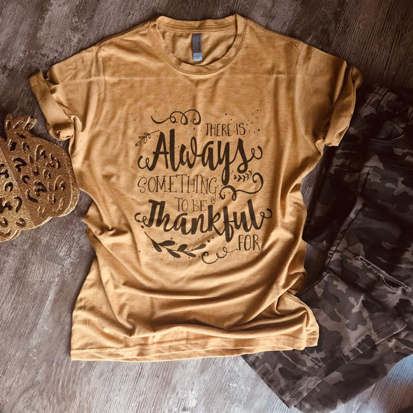 Thankful Adult Tee