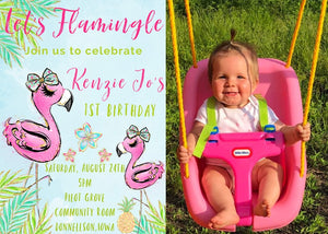 Custom Birthday Invitation