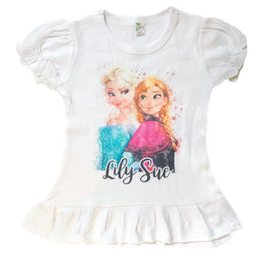 Let's get Frozen Short Sleeve Tees
