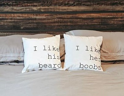 I like....pillow cover