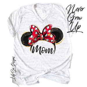 Minnie Reg. Adult Short Sleeve
