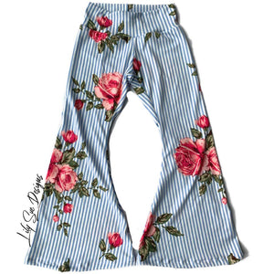 RTS Floral Heart Lily Bells