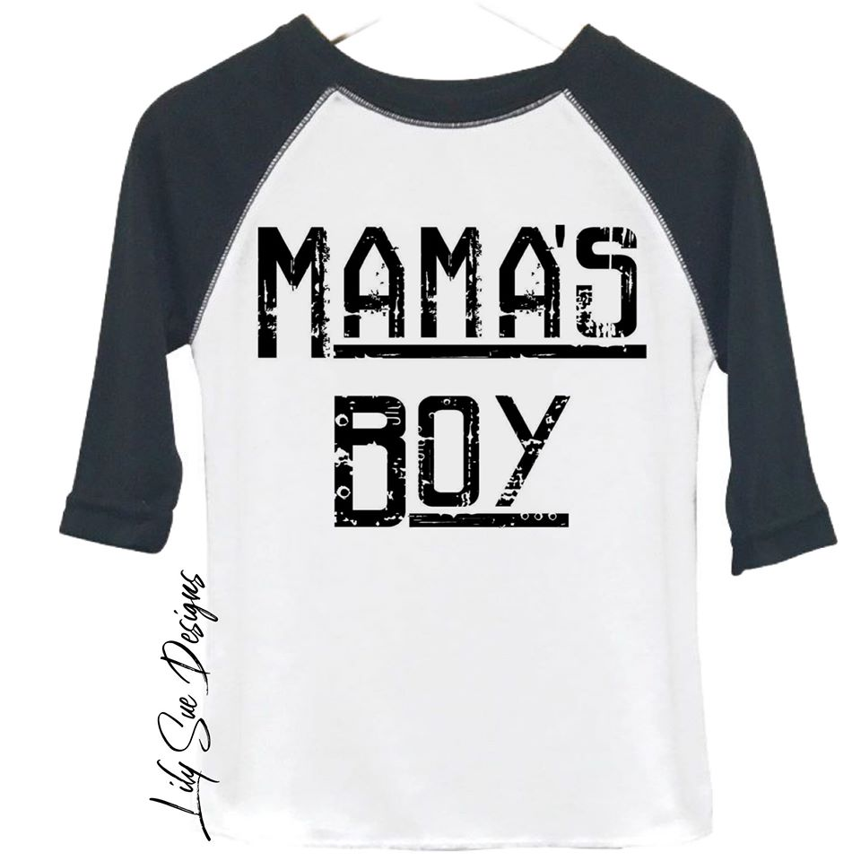 Mother/Father's Day Kid Raglan